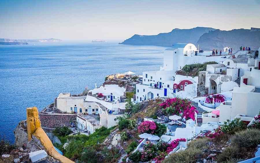 Getaway Goddess Greece Women's Day Special; Flight Inclusive