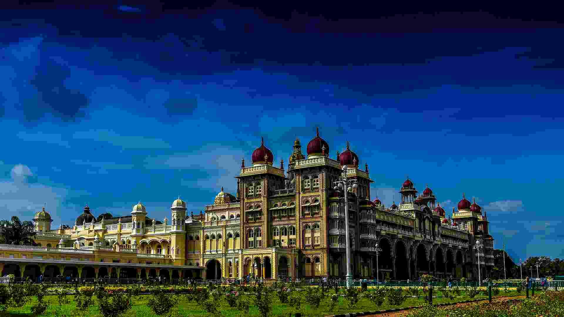 South India Splendor; ex-Bengaluru