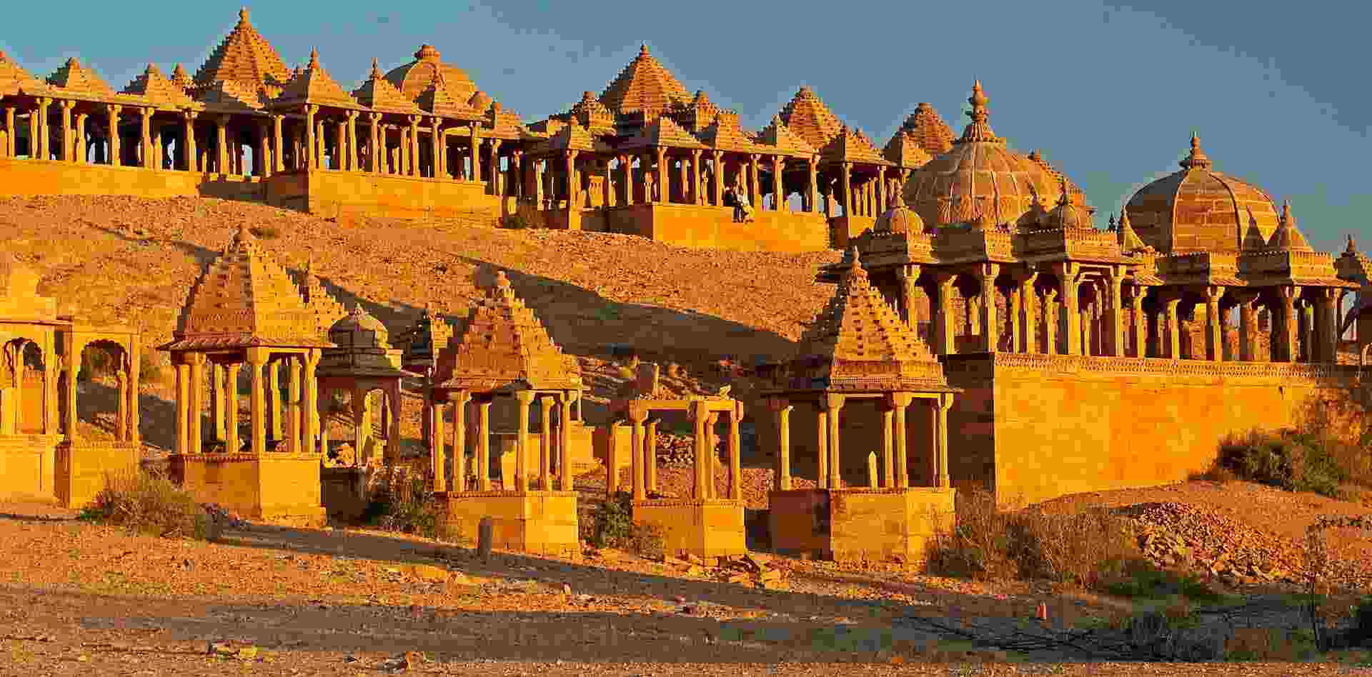 Jaisalmer & Longewala Holi Weekend Getaway; ex-Delhi