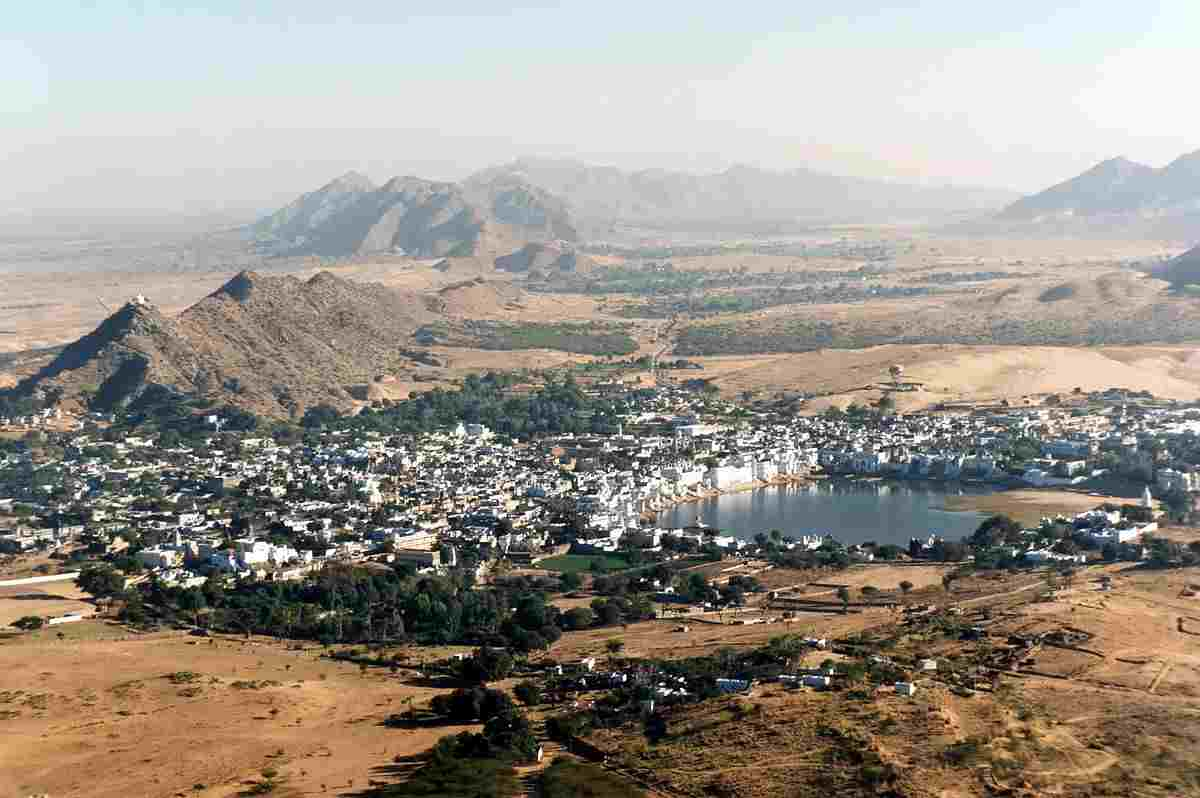 Pushkar Holi Edition; A Group Trip from Delhi