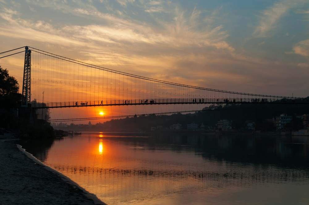 Rishikesh with Rafting this Holi Weekend; ex-Delhi