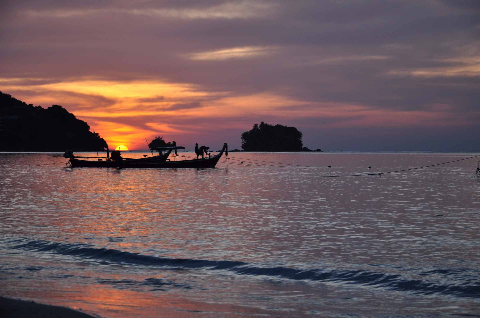 Alluring Phuket & Krabi;5 days package with Flights