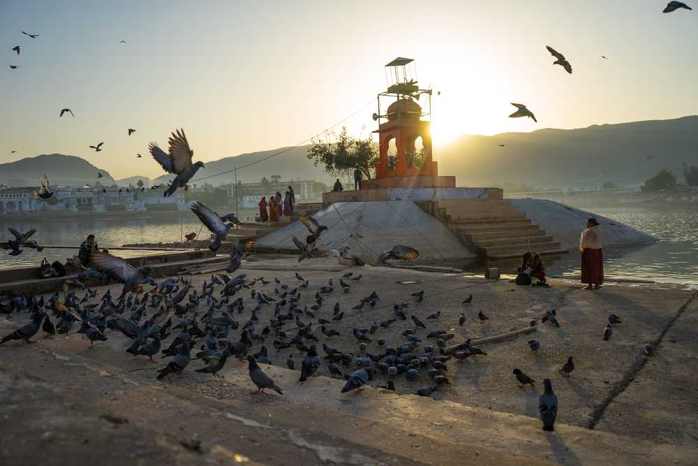 Pushkar Holi Festival; Getaway from Delhi