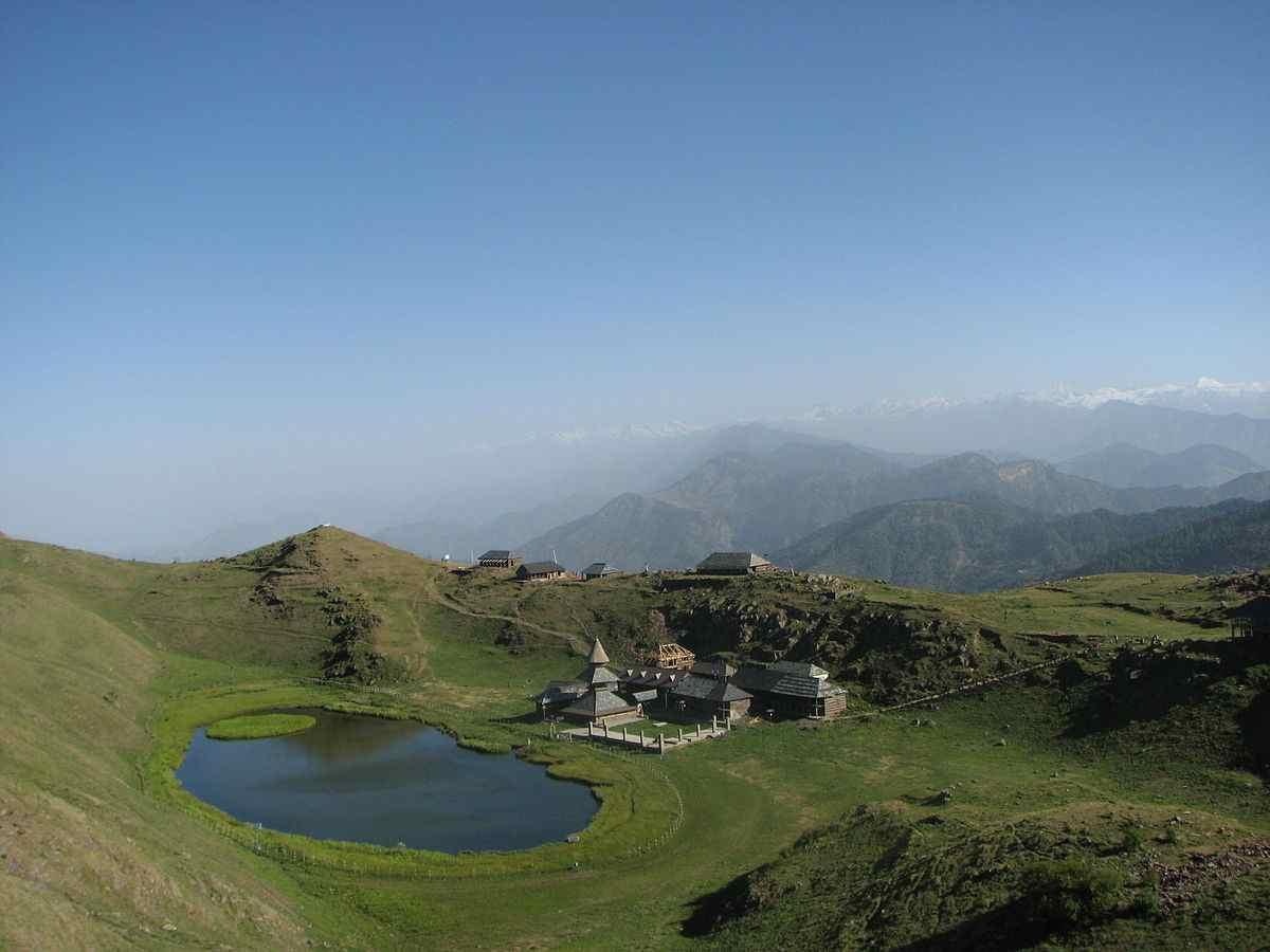 Trek to Prashar Lake on Good Friday Weekend; Trip from Delhi