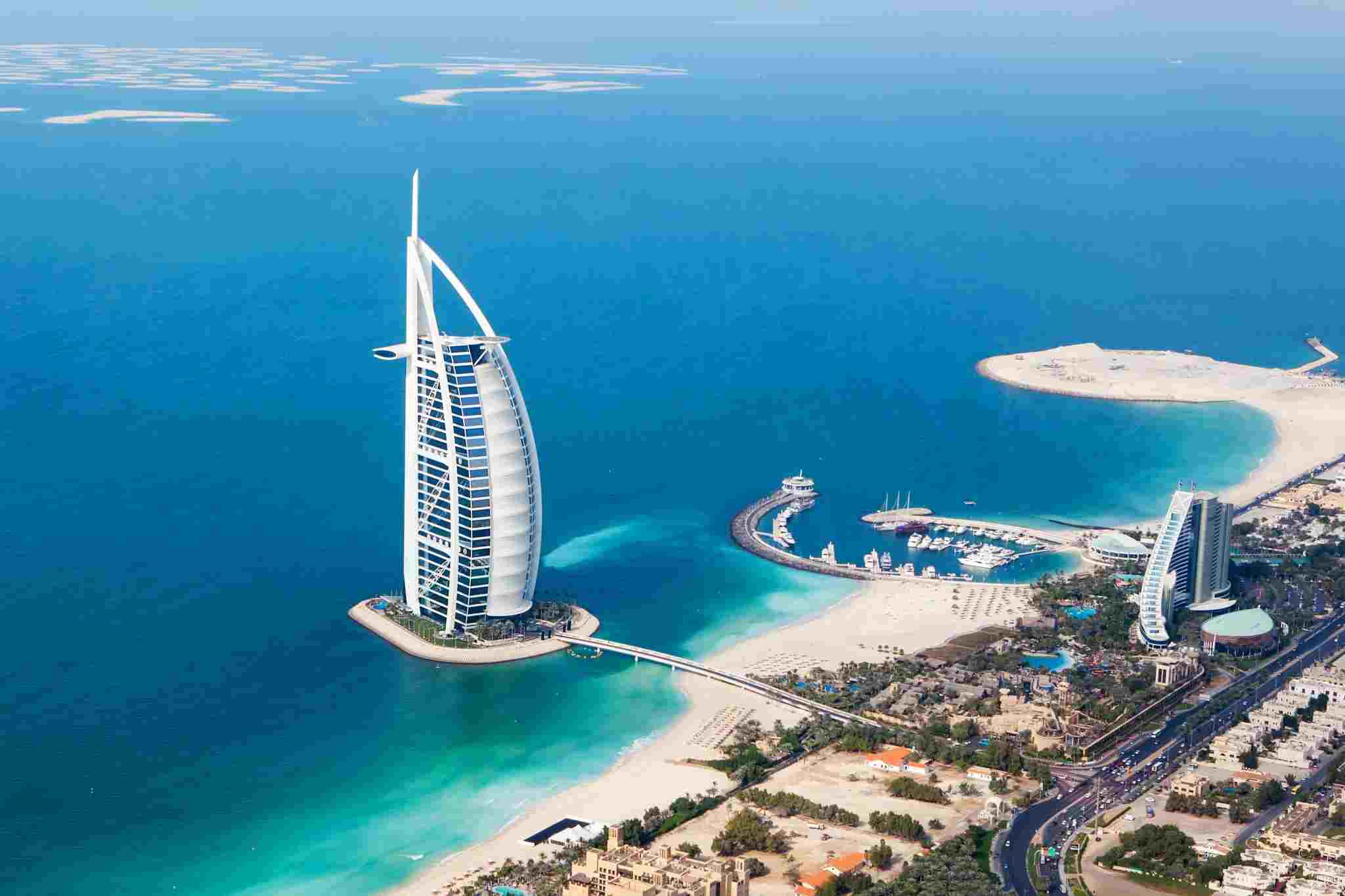 Dubai Short Breaks Fly-N-Stay