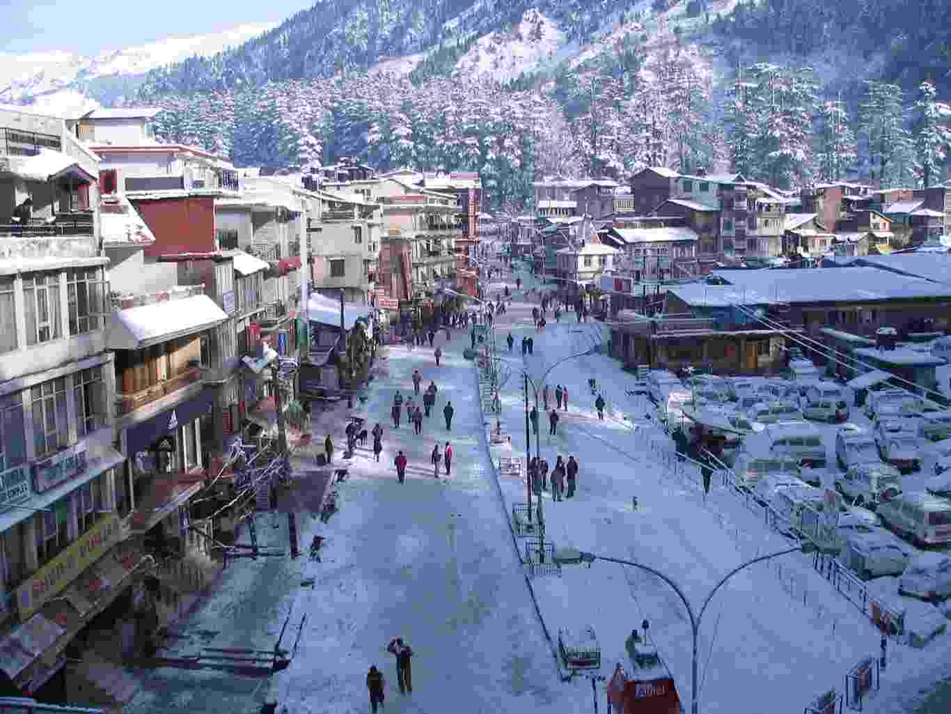 Magical Manali ; 4 days Holiday Package
