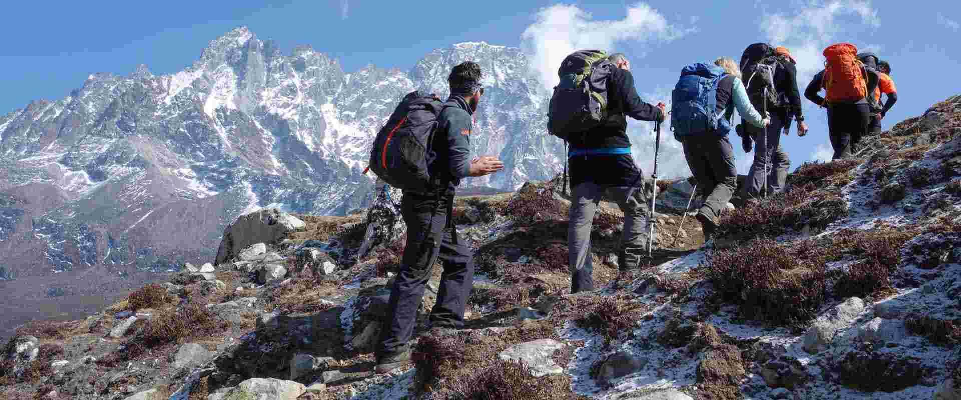 The EBC (Everest Base Camp) Trek - Ex Kathmandu
