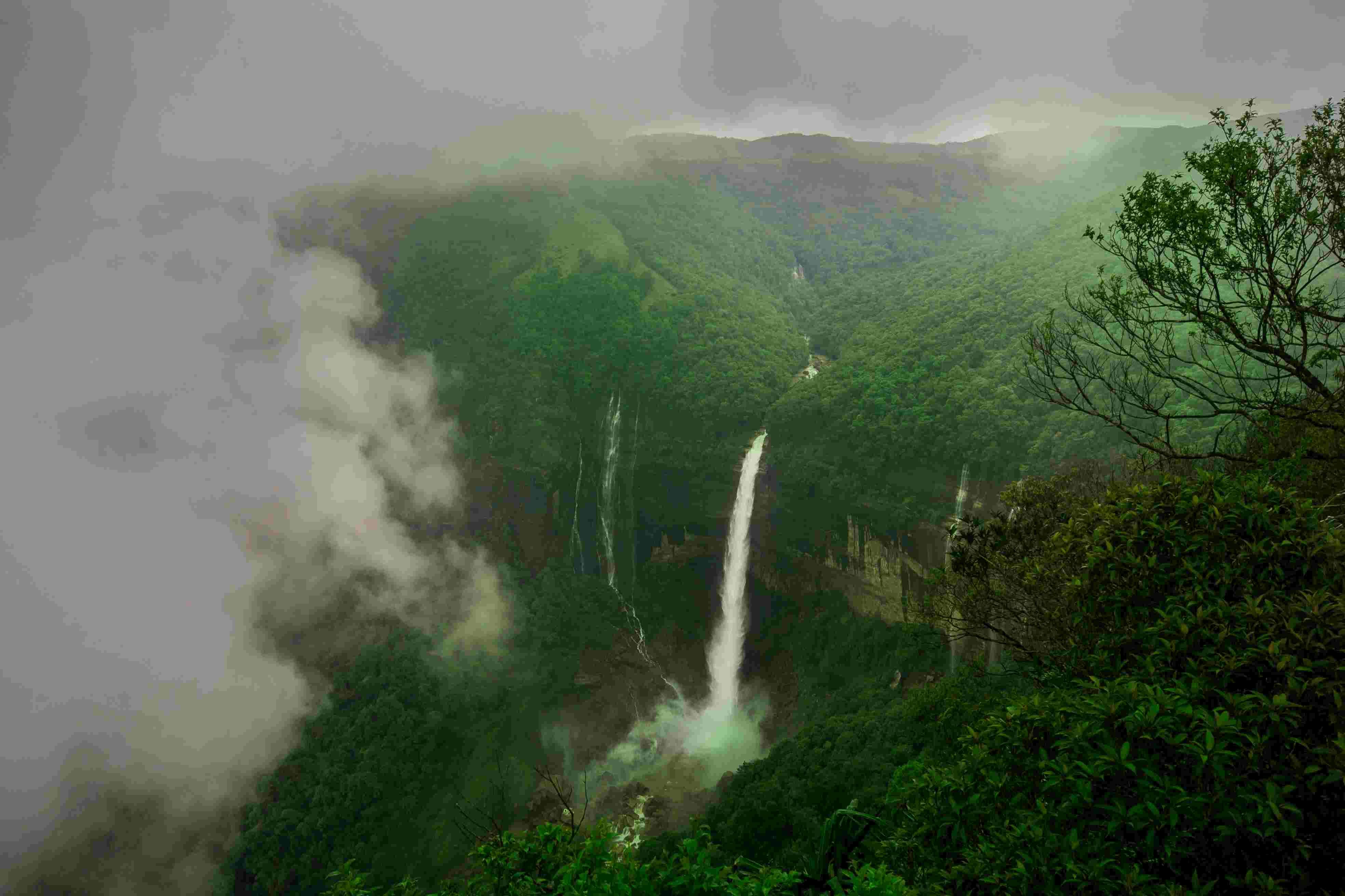 Deep inside Meghalaya - The Island of the Tribes