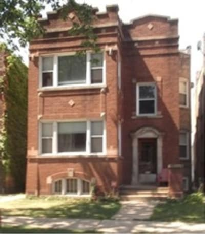 6 Bed/2.1 Bath, 2 Flat,  Chicago, Il. 60618     SOLD 12/2015