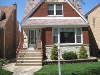 4 Bed/2 Bath, 2 Flat,  Chicago, Il. 60646   SOLD 01/2016