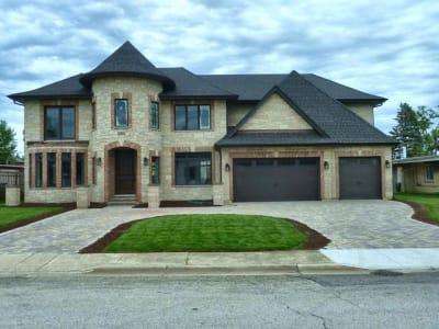 Absolutely Amazing Brick & Stone Mansion