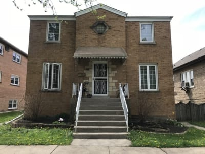 Well Maintained 4 Unit Brick Bldg on Oversized lot