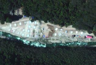 中国在喜马拉雅争议地区建村庄