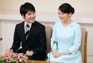 未婚夫争议不断,日本真子公主童话婚礼短期难成真