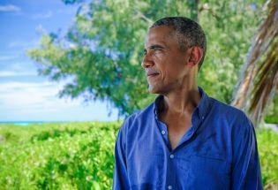 畅销书作家奥巴马谈文学中的个人与政治