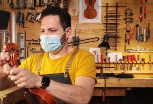 意大利经历新冠肺炎洗礼之后 世上最强小提琴工匠面临黑暗未来