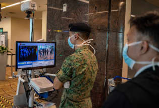 疫情下各国强化监控,健康与隐私不可兼得?