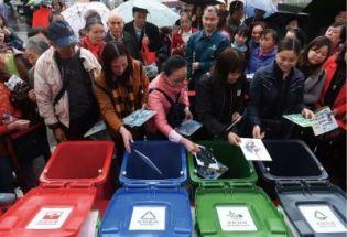 """""""你是什么垃圾?"""" 上海人被分类逼疯,上海被垃圾逼疯"""