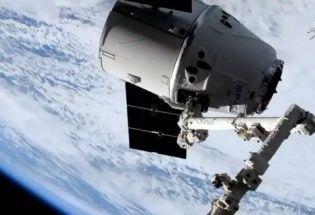 SpaceX第17次送往空间站的快递到了