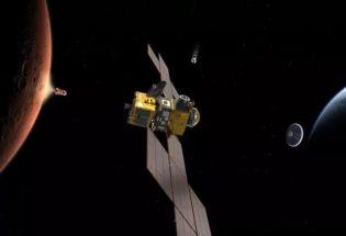 欧洲航天局计划从火星上带回样本