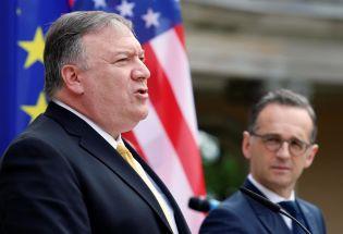 美国务卿蓬佩奥对德国表示:使用华为设备就不要想共享情报