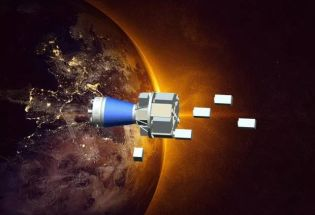 """数十颗卫星加入了VEGA运载火箭""""共享发射""""计划"""