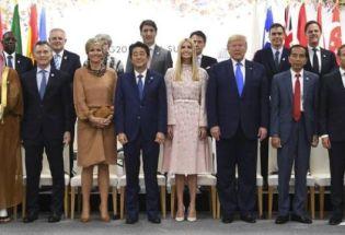 伊万卡的G20秀场