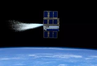 NASA测试蒸汽动力立方体卫星 可在太空中相互控制