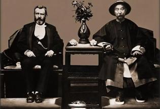 143年前的笑话:中国知识分子劝英国向清朝学习