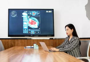 马春娥:AI医疗照亮未来健康