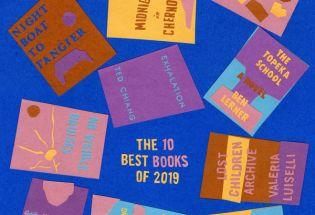 《纽约时报》2019年度十大好书