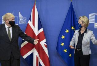 英国和欧盟:70年纠结 剪不断、理还乱