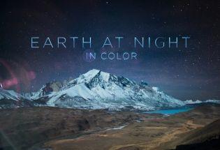 【Apple TV】夜色中的地球