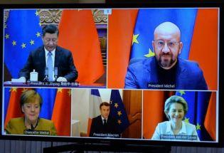 中国和欧盟达成历史性投资协定 减少投资限制开放市场