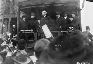 民主的试炼:胡适见证的一九一六年美国大选