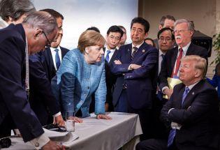 特朗普留给拜登一个被颠覆的世界
