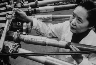美国发行新邮票纪念华裔物理学家吴健雄