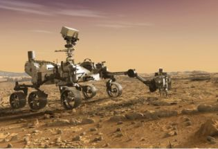 """""""毅力号""""着陆火星表面,人类首次在地外进行生命考古"""
