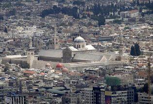 为什么清真寺都有个洋葱顶