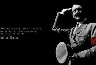 独裁国家一旦崛起,必将是人类的灾难