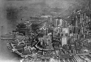 【图集】回顾1921:百年前的图像