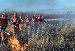 """1987年的大兴安岭火灾,澳大利亚等国如何""""隔岸观火"""""""