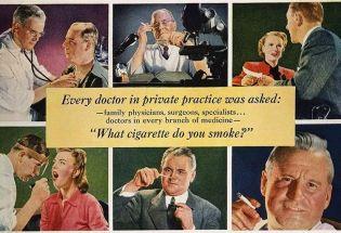 烟草,战争与政治