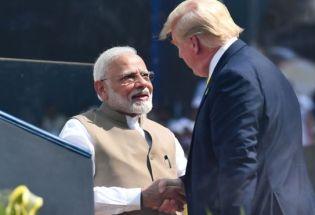 """特朗普访问印度:一趟""""各取所需""""的旅程"""