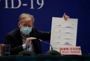 世卫考察组代表:要认识到武汉人民的贡献,世界亏欠你们!