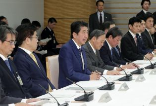 安倍晋三为何无法领导日本遏制疫情