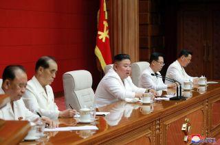 """不再""""永远正确"""",金正恩承认朝鲜五年经济计划失败"""