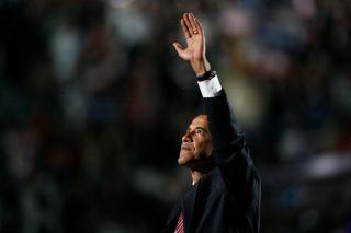 民主党全国大会上,奥巴马严酷而不同寻常的演讲