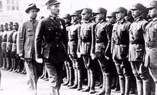 淞沪会战期间,日军战报严重隐瞒了伤亡