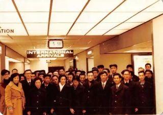 40年,中国人赴美留学史
